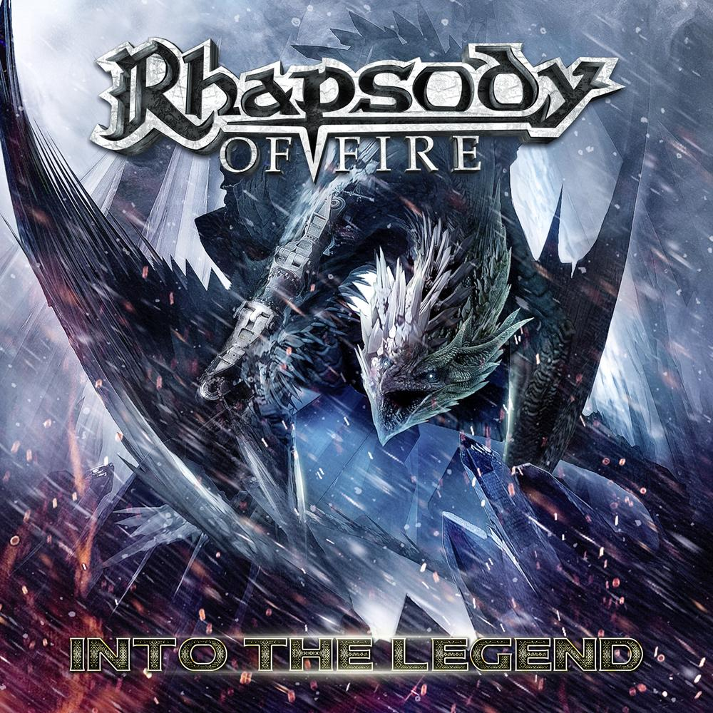 Album Review Rhapsody Of Fire Into The Legend The
