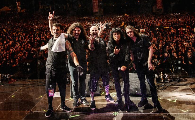 Anthrax Soundcloud