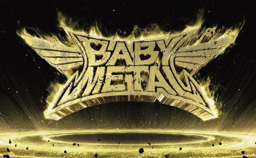 Babymetal Metal Resistance