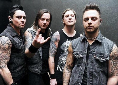 A New Bullet For My Valentine Album Is On The Way.